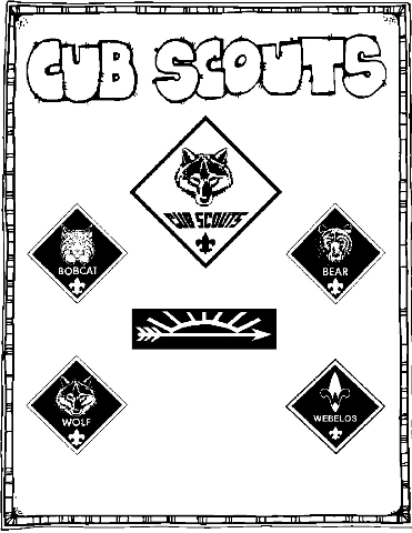 cub booklet front