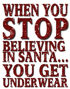 believe in santa 2 sm