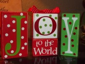 Joy To The World Blocks
