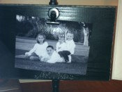 Cheap but Chic Gift! Photo Holder