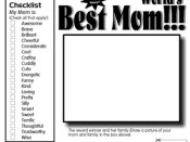 World's Best Mom (front page breaking news)