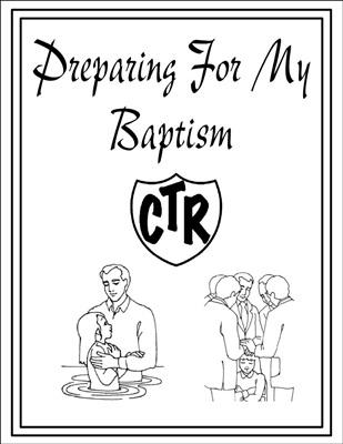 Baptism Handouts for Parents and Kids - The Idea Door