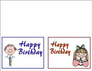 Primary Birthday Cards 3