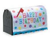 Primary / Birthday Mail Box