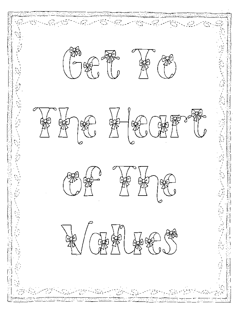 Printable booklet of quotes and stories based in the for Idea door yw