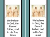 Article of Faith Bookmarks