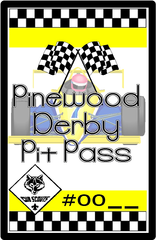 Pit Pass – The Idea Door