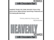 Heavenly Rewards (rewards for reverence )