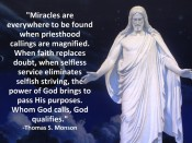 Miracles are everywhere…quote