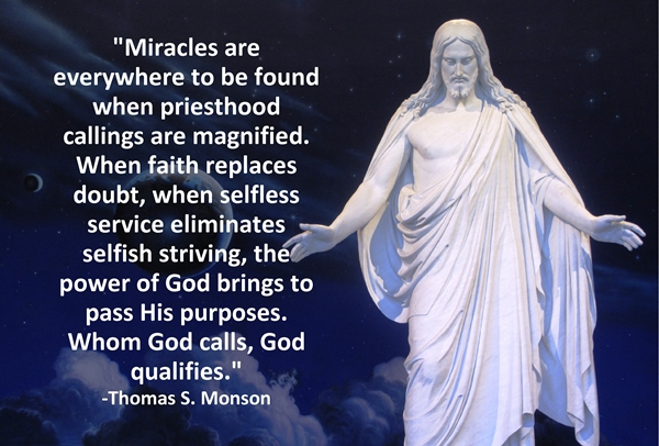 Miracles are everywherequote sm