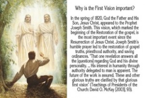 Why is the First Vision important sm 310x210