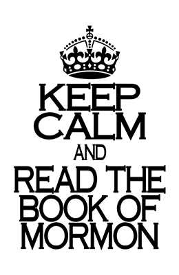 KEEP CALM read BoM sm