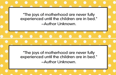 Mother's Day Bookmarks 4 x6 print bed sm