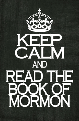 KEEP CALM read BoM 3