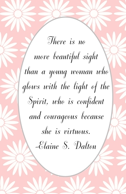 There is no more beautiful sigh By Elaine S. Dalton sm