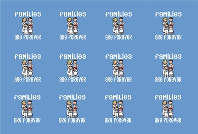 Families are Forever Bottle cap image 2 preview