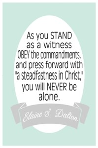 "What does it mean to ""stand as witnesses of God""? – no longer on list on LDS.ORG"