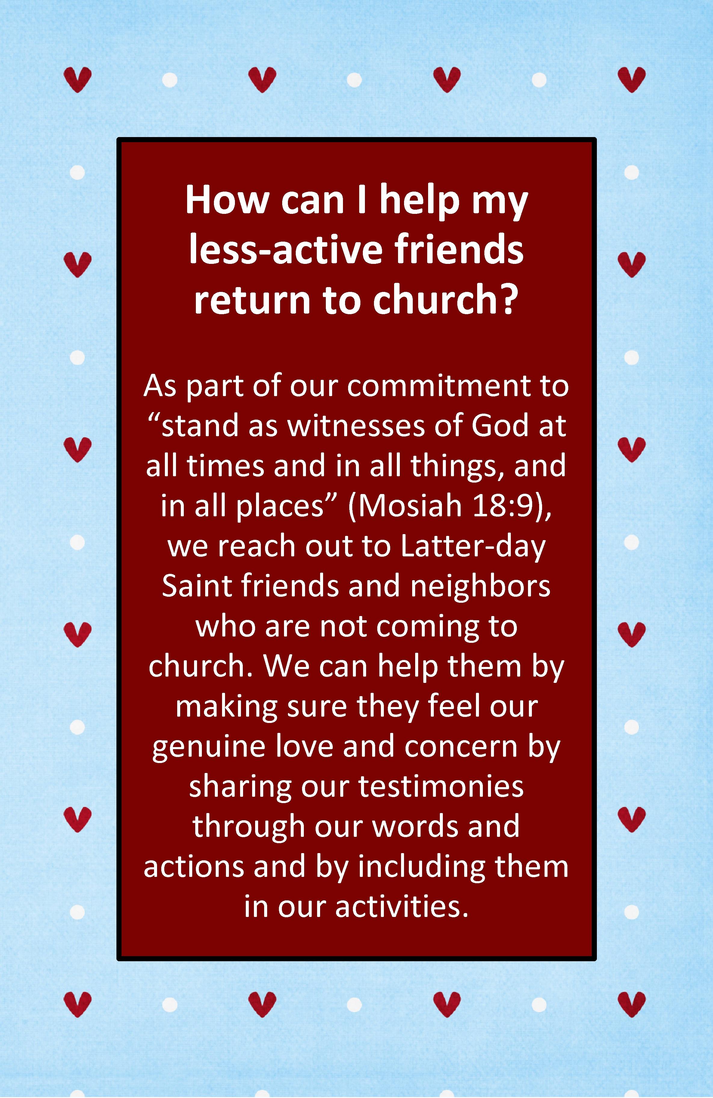 Spiritual Gifts Lds Church - Gift Ideas