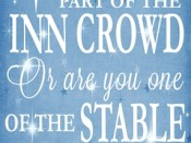 Are you part of the INN Crowd, or are you one of the STABLE few