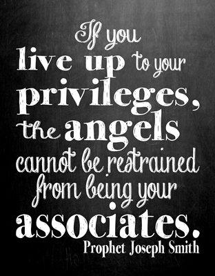 If you live up to your privileges JS quote bw 8x10 sm