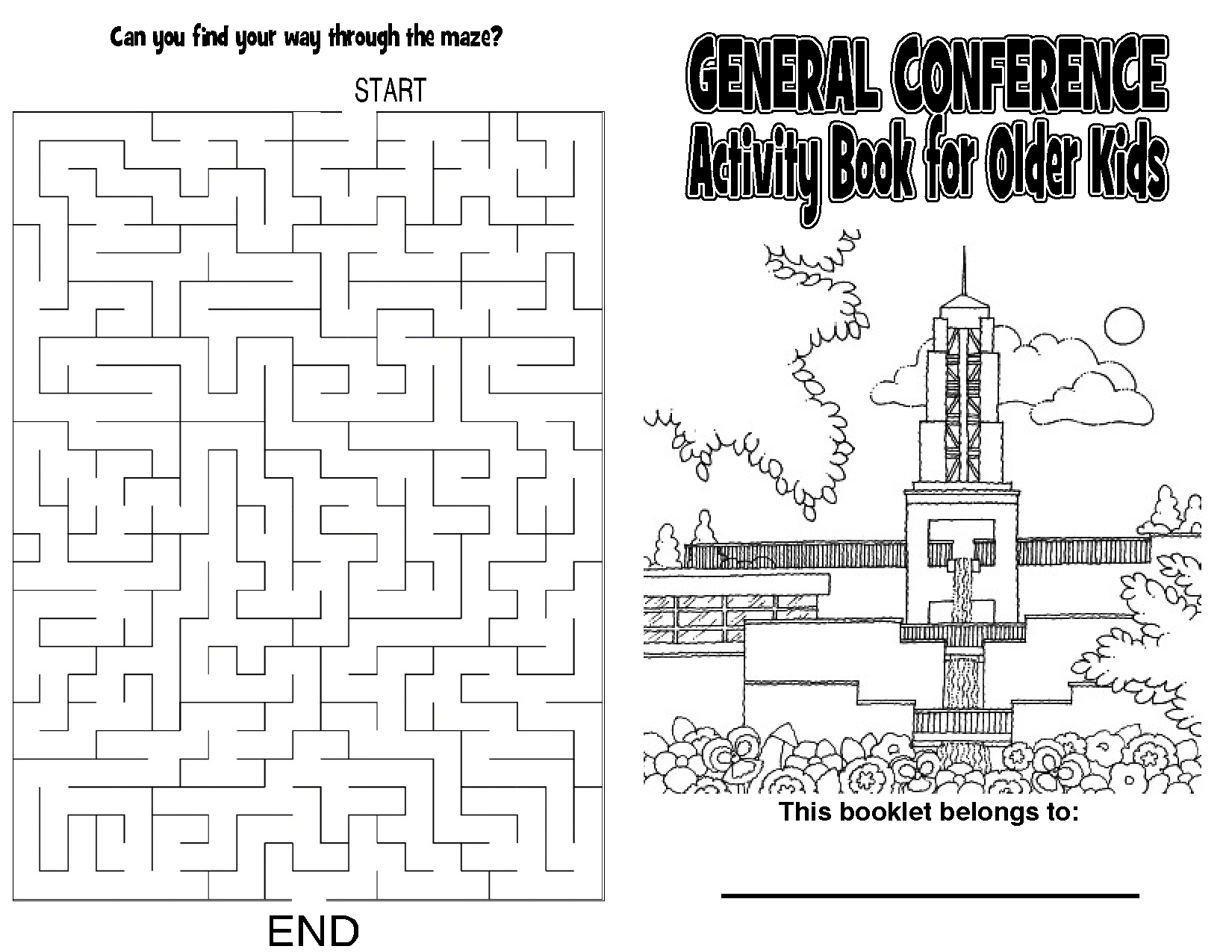 General Confrence Booklet 3