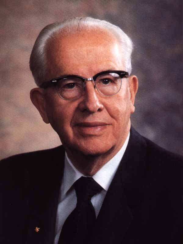 Teachings of Presidents of the Church: Ezra Taft Benson 2015