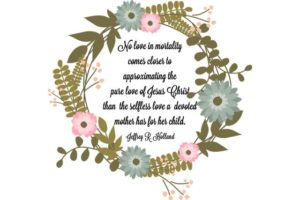 Mothers Pure Love Quote