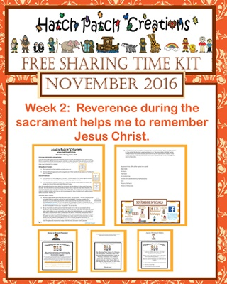 November 2016: Reverence Is Love and Respect for God