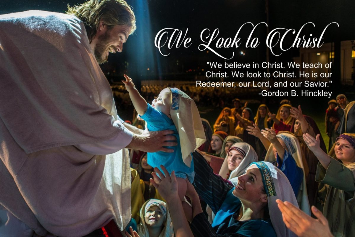 08-Chapter 8: We Look to Christ