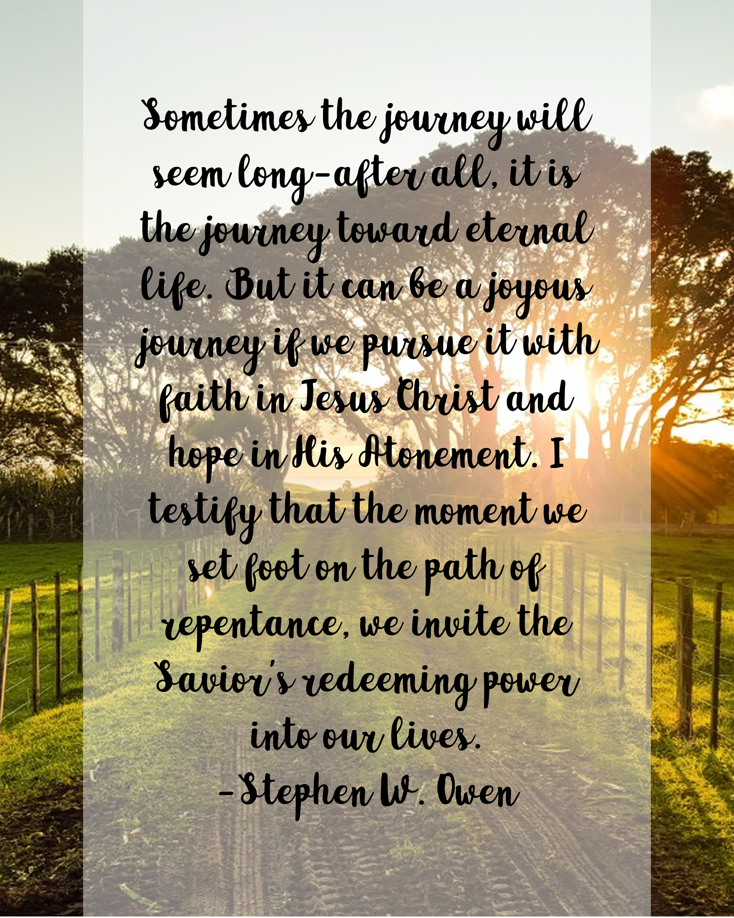 Sometimes The Journey Will Seem Long Quote The Idea Door